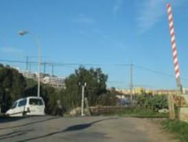 Adif adjudica a Coprosa la supresión de dos pasos a nivel en Los Molinos