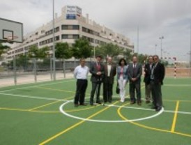 Leganés estrena instalaciones deportivas al aire libre