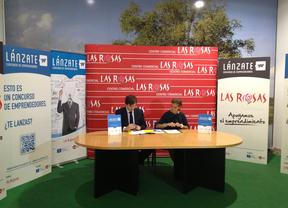 Almudena Maíllo firma el protocolo de colaboración