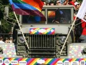 El desfile del Orgullo deja en las calles de Madrid 94 toneladas de basura