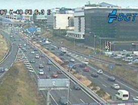 Jueves colapsado en el tráfico