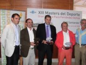 Arranca el XIII Masters del Deporte en Golf Santander
