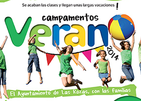 Las Rozas abre el plazo de preinscripción para los campamentos de verano