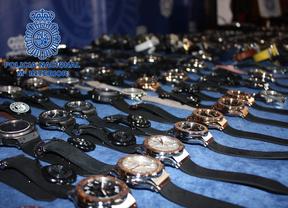 Detenidas 17 personas implicadas en uno de los mayores robos de joyería