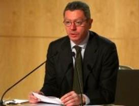 Gallardón pide a 2010 más empleo