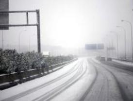 La caída de las temperaturas lleva a Navacerrada la primera nevada