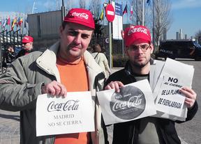 Coca Cola y sindicatos terminan sin acuerdo su primera reunión sobre el ERE