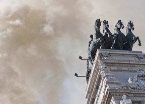 Madrid ayudará al Cofidis para que siga con su programa tras incendio
