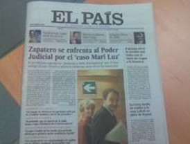 Sale a la venta El País pese a una huelga de los trabajadores