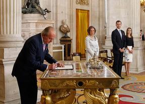 Este martes se cumple un año de la abdicación del Rey Juan Carlos I