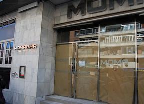 El Ayuntamiento ratifica el precinto de la discoteca Moma por exceso de aforo