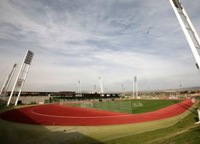Ciudad del fútbol en Las Rozas