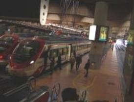 Los trenes de Cercanías de las líneas C-3 y C-4 ampliarán su recorrido desde el jueves