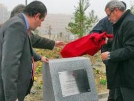 Valdemoro dedica un nuevo parque a Adolfo Suárez