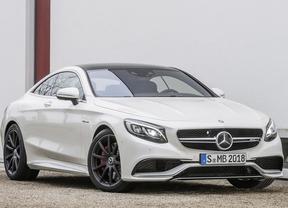 Mercedes S 63 AMG Coupé, para soñar