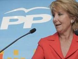 Las JSM reclaman a Aguirre más políticas de acceso a la vivienda