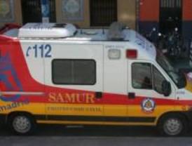 Muere un anciano atropellado en el Paseo de Extremadura