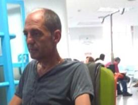 Vadillo continúa la huelga de hambre
