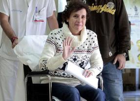 Teresa Romero recibe el alta tras haber superado el ébola