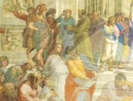 Barajas realiza un apasionante recorrido por la Historia de la Filosofía