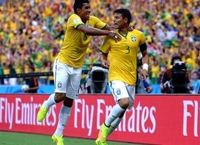 Brasil pasa a 'semis' pero se queda sin Neymar