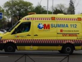 Fallece un hombre al colisionar su vehículo contra un árbol en Tres Cantos