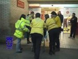 Tres jóvenes resultan heridos en reyerta ocurrida en la Cuesta de Moyano