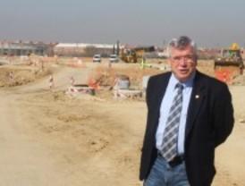 Getafe denuncia que Aguirre no quiere ampliar el polígono Los Olivos