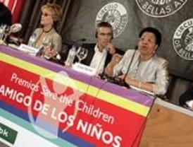 Save the Children pide en Madrid más cooperación a favor de la infancia