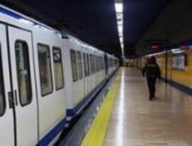 El número de trayectos en Metro aumentó un 10 por ciento durante los días de huelga de autobuses de la EMT