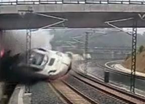 El conductor del tren: