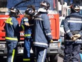 Muere un anciano en su casa al no poder escapar de un incendio