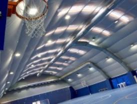 El pabellón 'joya' del polideportivo San Blas