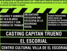 Se buscan figurantes para 'El Capitán Trueno'