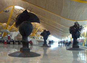 El aeropuerto de Madrid-Barajas, una puerta al arte y la cultura