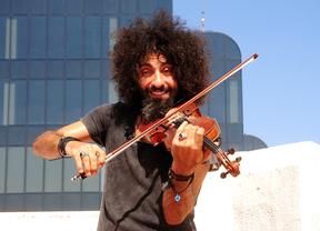 Ara Malikian, pregonero de las Fiestas de San Isidro