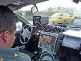 Detenido el conductor de un turismo por circular a 189 Km/h