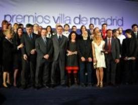Idígoras, Pachi, Berganza, Serrano y Schwartz, Premios Villa de Madrid