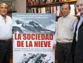 Los supervivientes de 'la tragedia de Los  Andes' cuentan sus experiencias