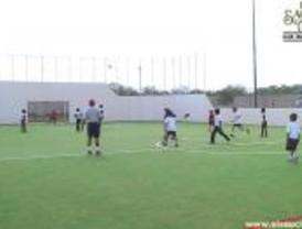 La Escuela de Medicina investiga el ácido láctico en los futbolistas