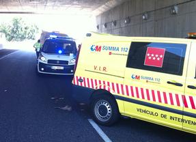 Muere un ciclista atropellado en San Fernando de Henares