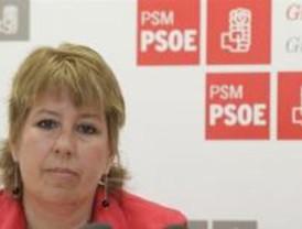 Los socialistas de Madrid apuntan a Aguirre en 2009