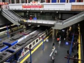 Restablecido el servicio de la línea 10 de Metro tras 10 horas de avería