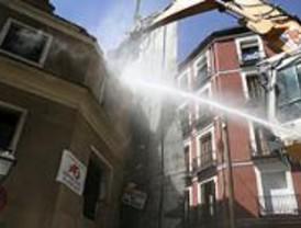 Comienza la demolición del Mercado de San Antón