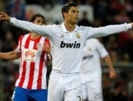 El Real Madrid se hace con el derbi
