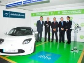 La carga del vehículo eléctrico, mejor con inteligencia