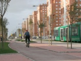 Parla enseña a circular en bicicleta por la vía pública