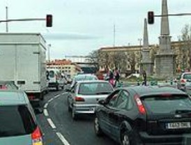 La restricción de entrada a Madrid en 2010 afectaría a un millón de coches