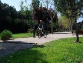 Las bicis no solo son para el verano en Alcorcón