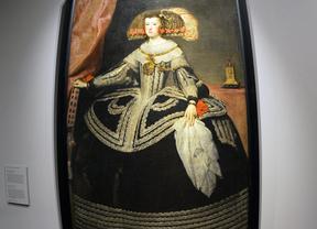 Velázquez y la familia de Felipe IV, en el Prado